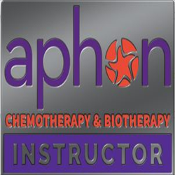Chemotherapy and Biotherapy Instructor Pin